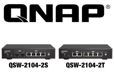 QNAP QSW 2104 2S QSW 2104 2T 370x247 - QNAP QSW-2104-2S et QSW-2104-2T