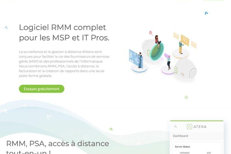 RMM ATERA 770x513 - Atera : Logiciel RMM (suite)