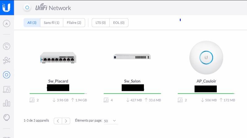 Unifi network all - Présentation Ubiquiti UniFi et son interface d'administration