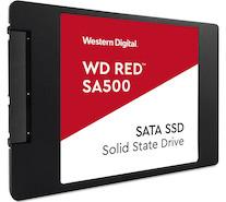 WD RED SA500 - Comment bien choisir un NAS ? Baie, disque, processeur, connectique