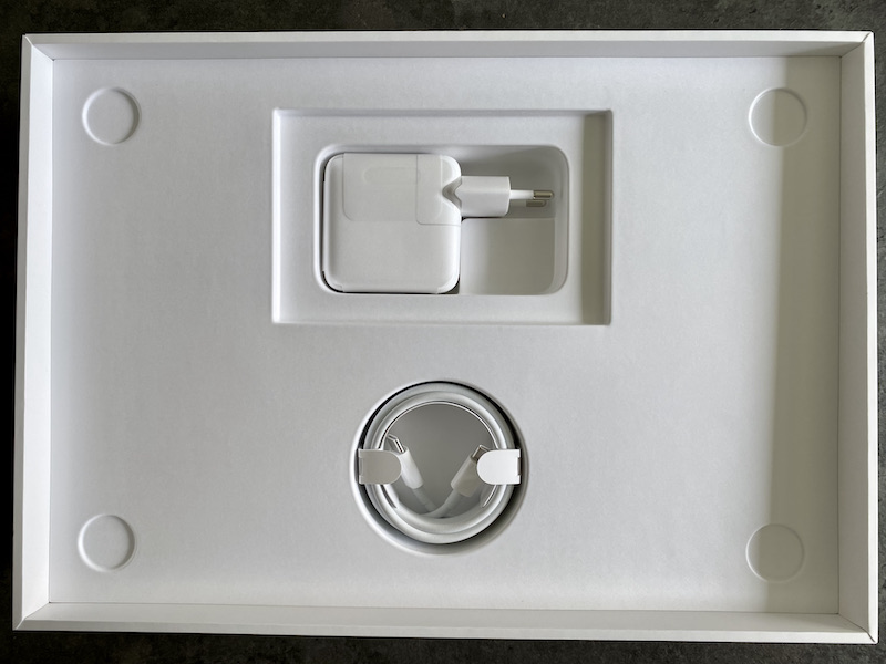 alimentation macbook air m1 - MacBook Air M1 : Avis après 1 mois