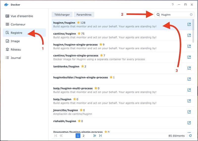 synology docker huginn - NAS Synology - Installer Huginn avec Docker