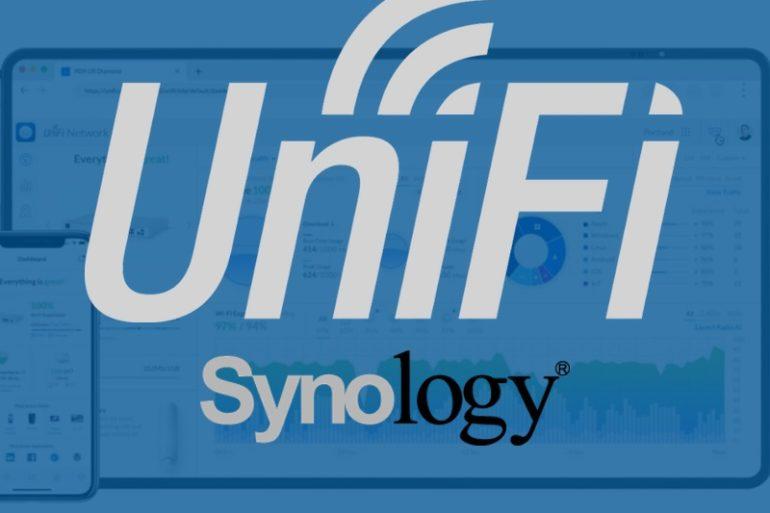 unifi synology 1 770x513 - Installer UniFi Network Controller sur un NAS Synology en 5 minutes