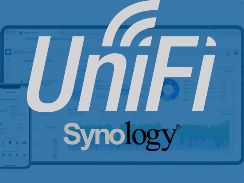 unifi synology 1 - Installer UniFi Network Controller sur un NAS Synology en 5 minutes
