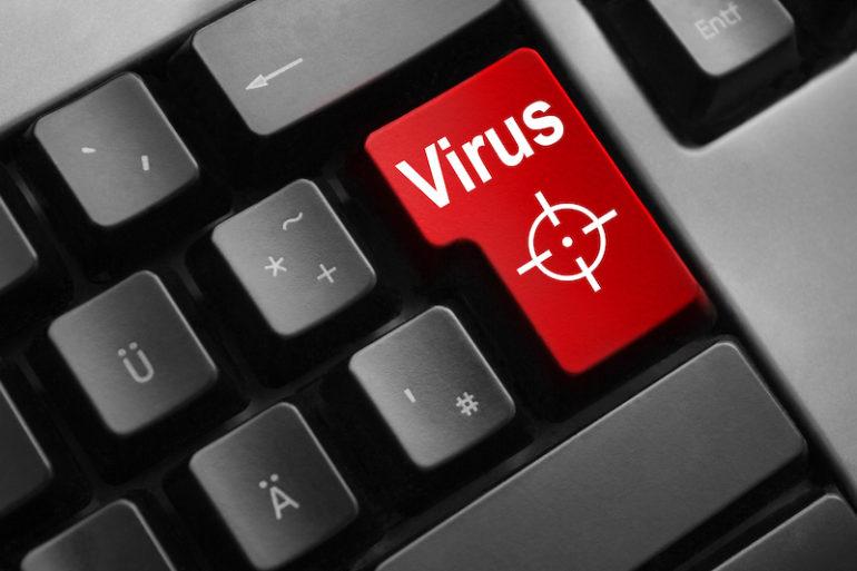 virus 770x513 - NAS QNAP, victimes du rançongiciel Qlocker