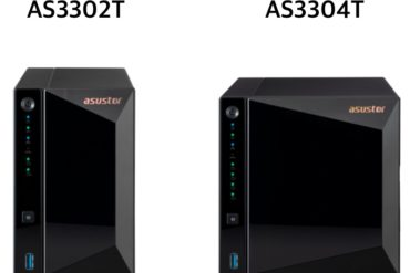 ASUSTOR AS3302T AS3304T 370x247 - Asustor lance les NAS AS3302T et AS3304T (ADM 4)
