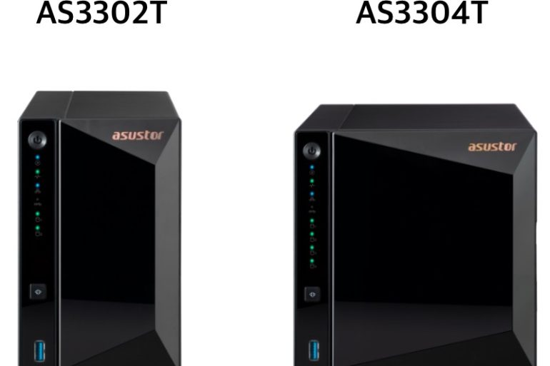 ASUSTOR AS3302T AS3304T 770x513 - Asustor lance les NAS AS3302T et AS3304T (DRIVESTOR PRO)