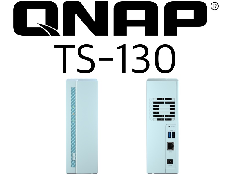 QNAP TS 130 - NAS - QNAP TS-130 disponible à 145€