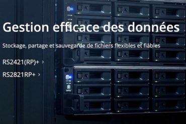 Synology RS2421RP+ RS2821RP+