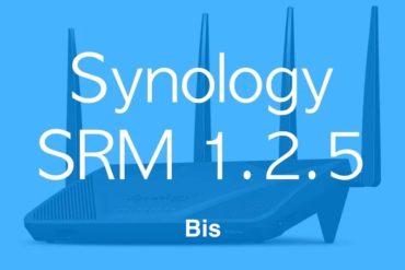 Synology SRM 125 bis 370x247 - Synology SRM 1.2.5... le retour