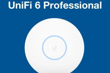UniFi 6 professional