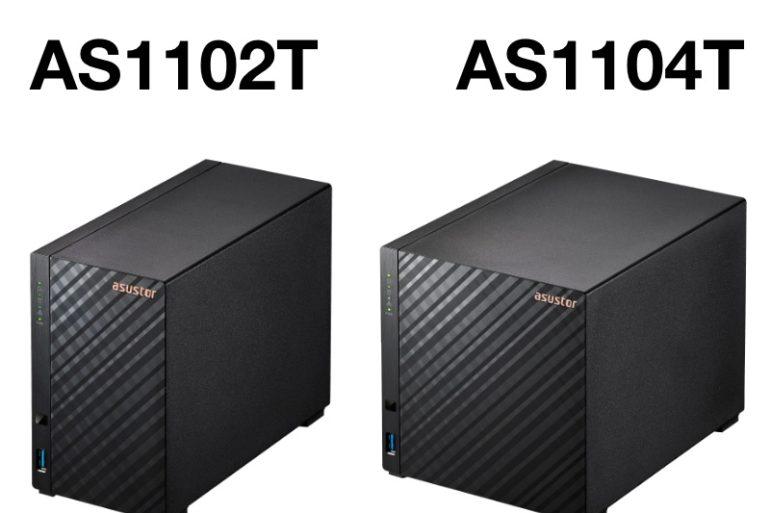 ASUSTOR AS1102T AS1104T