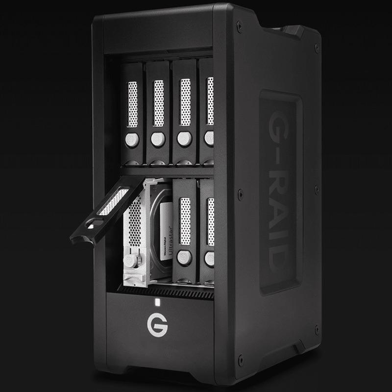 g raid sandisk professional - SanDisk lance la gamme professional