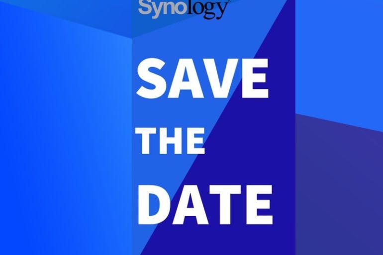 synology 22 juin 770x513 - Synology - Un évènement le 22 juin autour de DSM 7.0