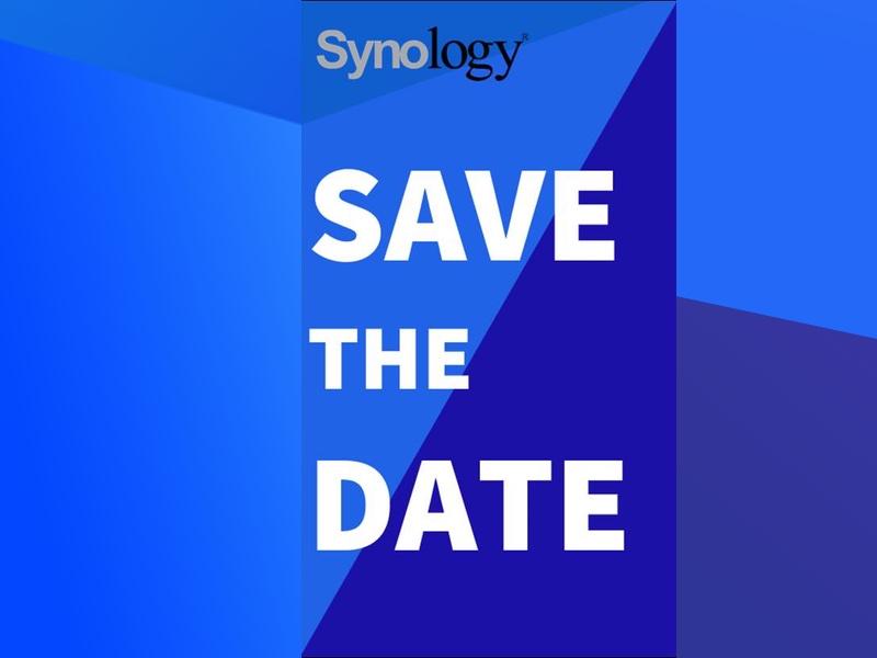 synology 22 juin - Synology - Un évènement le 22 juin autour de DSM 7.0