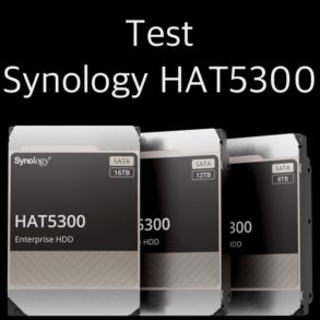 Test Synology hat5300