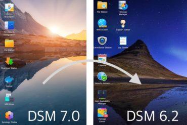 DSM7 DSM6 370x247 - Synology DSM 7 vers DSM 6 : attention aux données