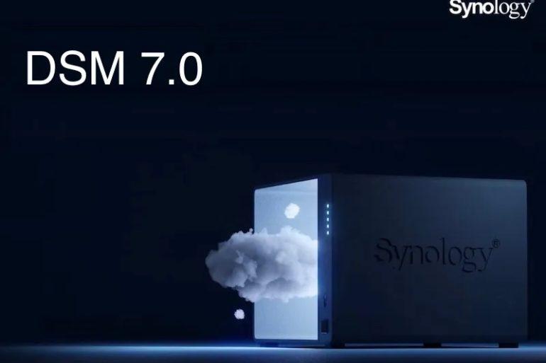Synology DSM7 770x513 - Synology DSM 7.0 est disponible...
