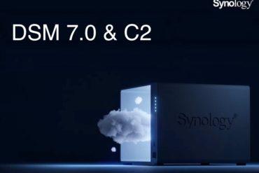 Synology DSM 7.0 et C2