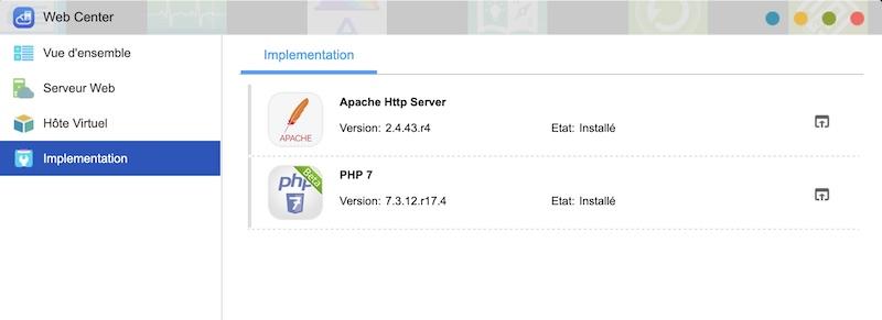 Web Center - Asustor ADM 4.0 est disponible en Bêta : interface améliorée, mises à jour de nombreux modules...