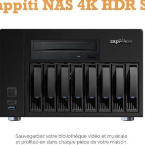 Zappiti NAS 4K HDR SE