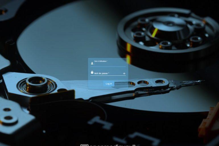 connexion OMV 6 770x513 - Openmediavault 6 se dévoile dans une Preview