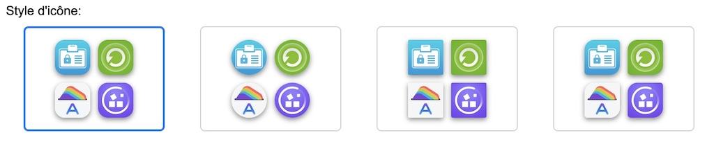 icones ADM 4 - Asustor ADM 4.0 est disponible en Bêta : interface améliorée, mises à jour de nombreux modules...