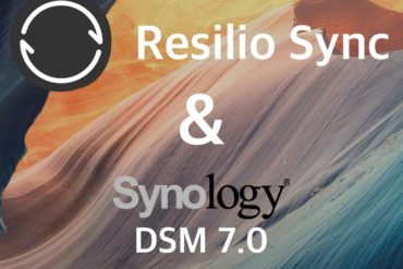 resilio synology dsm 7.0