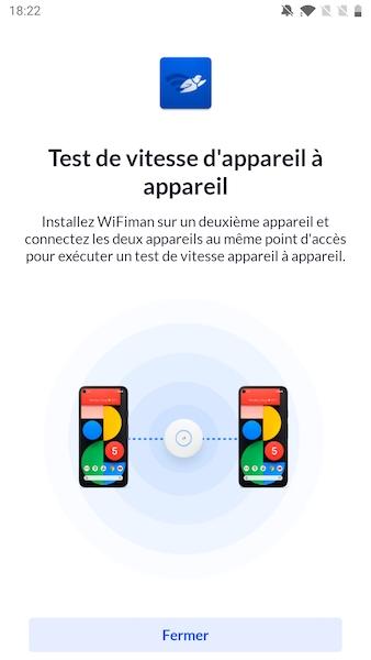 wifiman P2P - WiFiman : Analyser votre réseau local et Wi-Fi