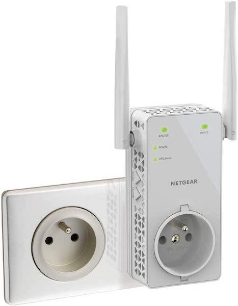 NETGEAR EX6130 - Comment booster son WiFi ? Répéteur, Access Point, WiFi 6...
