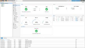 Proxmox VE 7 01 300x169 - Proxmox VE 7 est disponible pour tous (Debian 11, Btrfs, QEMU 6...)
