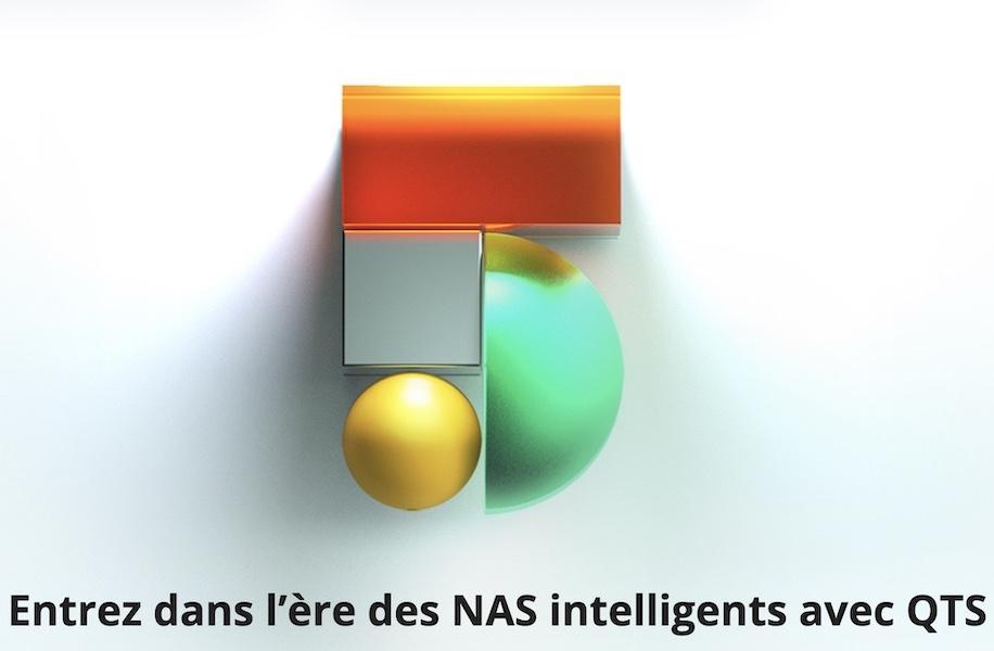 QNAP QTS 5 Beta - QNAP QTS 5.0 RC est disponible