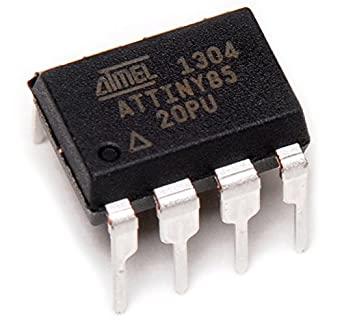 attiny85 1 - Fabriquez un programmateur pour ATtiny 85