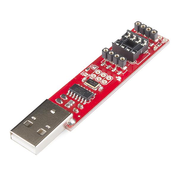attiny85 2 - Fabriquez un programmateur pour ATtiny 85