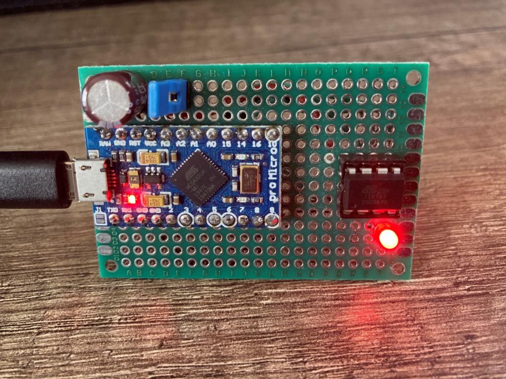 attiny85 27 - Fabriquez un programmateur pour ATtiny 85