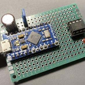 attiny85 5 293x293 - Fabriquez un programmateur pour ATtiny 85