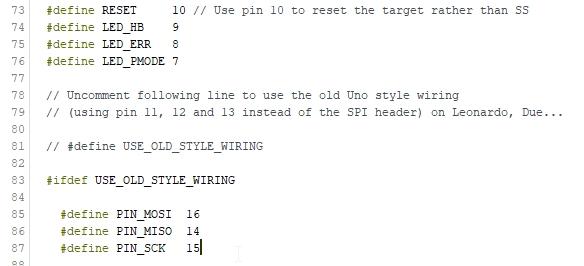 attiny85 8 - Fabriquez un programmateur pour ATtiny 85