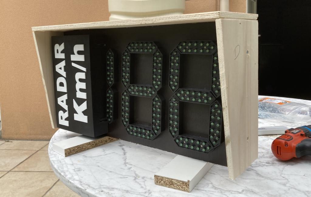 radar 39 - DIY: Fabriquer un radar pédagogique