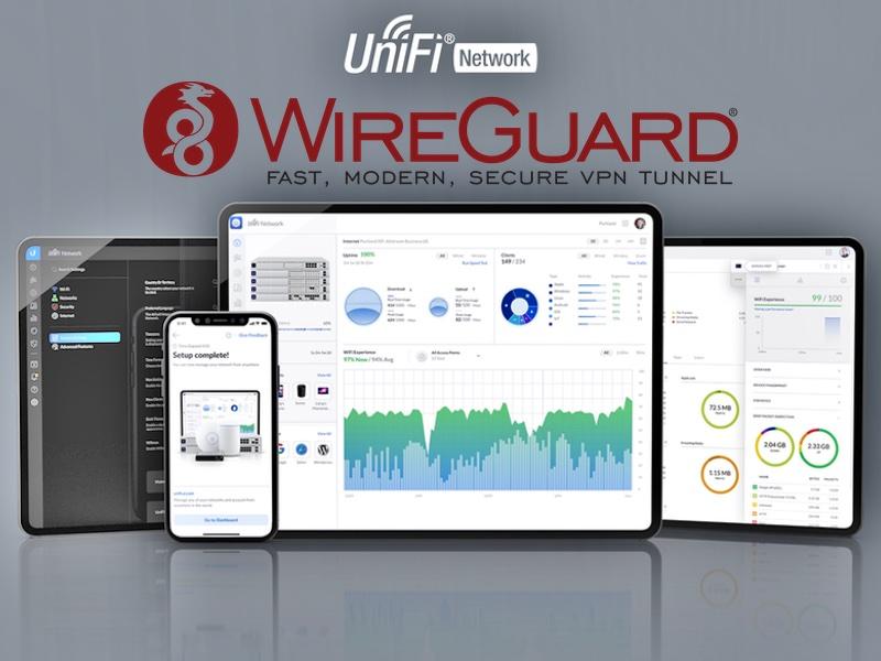 unifi wireguard - WireGuard sur UniFi / Ubiquiti
