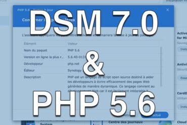 DSM 7.0 PHP 5.6