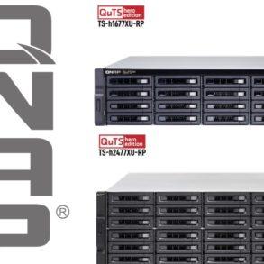 QNAP TS-h1677XU-RP & TS-h2477XU-RP