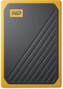 WD My Passport Go - [Promotions] Disques durs internes/externes et SSD à prix canon !!!