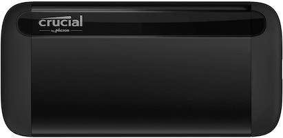 crucial x8 - [Promotions] Disques durs internes/externes et SSD à prix canon !!!