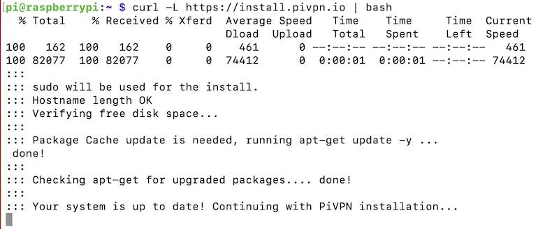 install pivpn - PiVPN : OpenVPN ou WireGuard sur un Raspberry Pi (Tuto)