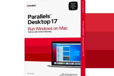 Parallels Desktop 17 boite