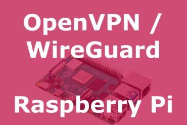 pivpn 370x247 - PiVPN : OpenVPN ou WireGuard sur un Raspberry Pi (Tuto)