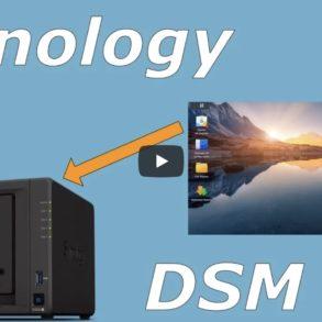 synology video 293x293 - NAS - Vidéo Synology DSM 7.0 et C2