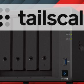 tailscale synology nas 293x293 - Installer Tailscale sur un NAS Synology (VPN WireGuard)