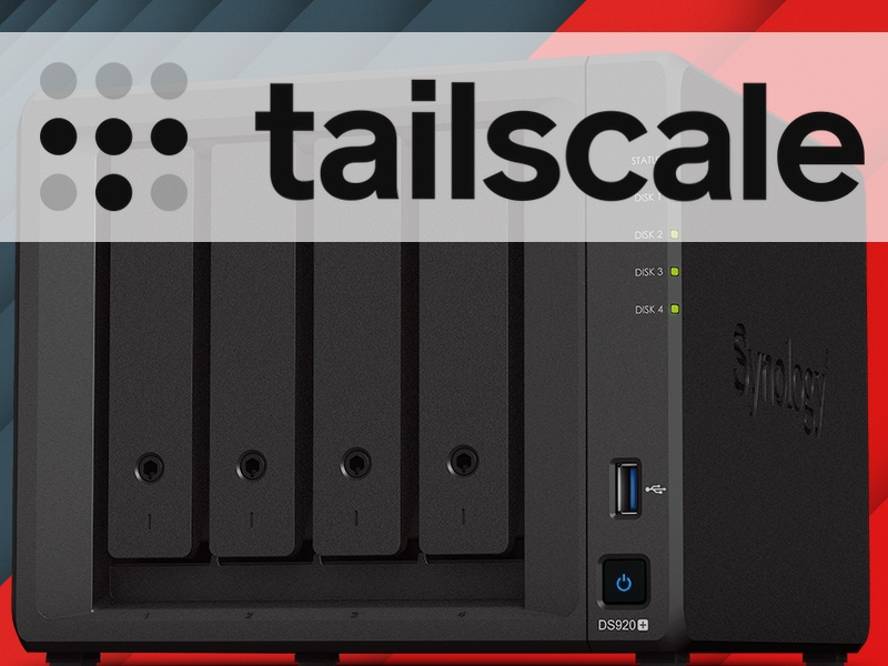 tailscale synology nas - Installer Tailscale sur un NAS Synology (VPN WireGuard)