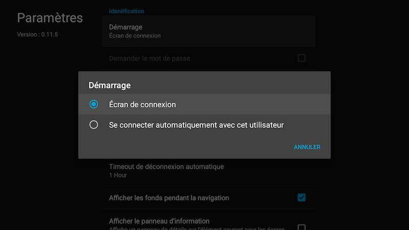 010 0.11 1 - Jellyfin Android TV passe en version 0.12